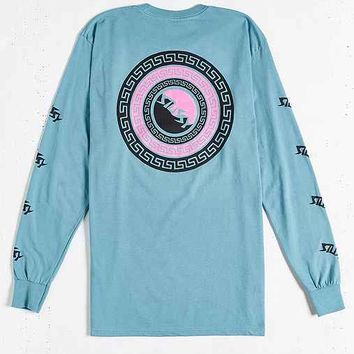 Stussy Medallion Long-Sleeve Tee