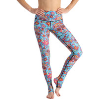 Day of the Dead Yoga Leggings - FINAL SALE