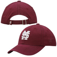 Mississippi State Bulldogs Top of the World Youth Boy's Crew Adjustable Hat - Maroon - http://www.shareasale.com/m-pr.cfm?merchantID=7124&userID=1042934&productID=554340947 / Mississippi State Bulldogs
