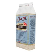 Bob's Red Mill Oat Bran Cereal (4x18 Oz)