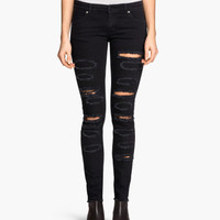 H&M Jeans Skinny fit $39.95