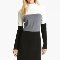 Milly Colorblock Sweater Dress | Nordstrom
