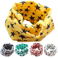 Bluelans Stars Children's Cotton Neckerchief