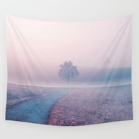 Pastel vibes 02 Wall Tapestry by Viviana Gonzalez