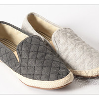 YESSTYLE: SO Central- Quilted Slip-Ons - Free International Shipping on orders over $150