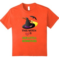 THIS WITCH LOVES HER LITTLE MONSTERS