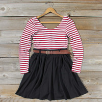 The Abby Stripe Dress
