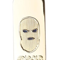 DGK Gold Goon Money Clip