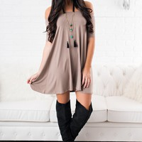 Battle Royal Basic Dress (Mocha)