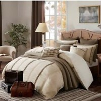 Chateau Duvet Style Comforter Set by Madison Park Signature