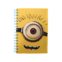 Minions A5 Notebook