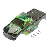 NEW Dromida Body Printed w/Decals Green Monster Truck V2 DIDC1194Officially Licensed  AT_69_5