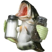 Salt and Pepper Shaker Bass