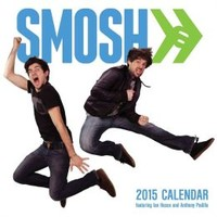 Smosh 2015 Wall Calendar