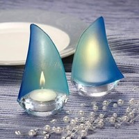 "Amazon.com: ""Sailboat"" Candle - Unique Wedding Favors, 20: Health & Personal Care"