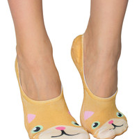 Kitty Liner Socks
