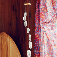 White Quartz Crystal Mobile - Urban Outfitters
