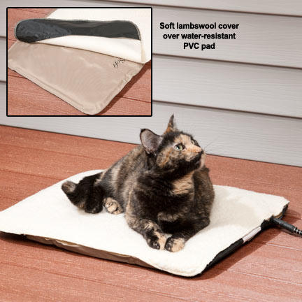 Heated Cat Beds Indoor Outdoor Heated From Drsfostersmith Com