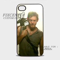 Daryl Dixon the Walking Dead Plastic Cases for iPhone 4,4S, iPhone 5,5S, iPhone 5C, iPhone 6, iPhone 6 Plus, iPod 4, iPod 5, Samsung Galaxy Note 3, Galaxy S3, Galaxy S4, Galaxy S5, Galaxy S6, HTC One (M7), HTC One X, BlackBerry Z10 phone case design