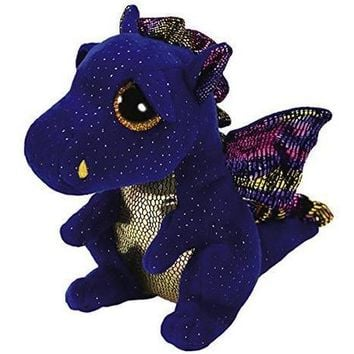 TY Beanie Boos Saffire the Dragon Small 6""