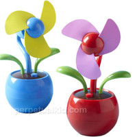 FLOWER POWER USB FAN
