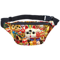 Lucky Cat Fannypack