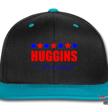 Marty Huggins It's A Mess The Campaign Snapback