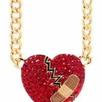 Fix My Broken Heart Necklace
