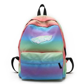 DCCKHV3 VANS :Lovely rainbow Backpack