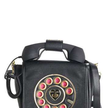 Betsey Johnson Quirky Betsey Johnson That's What I Call Style Bag