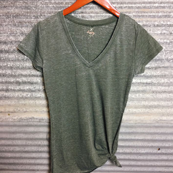 Z-Supply Perfect Tee OLIVE