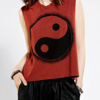 Truly Madly Deeply Yin Yang Muscle Tee
