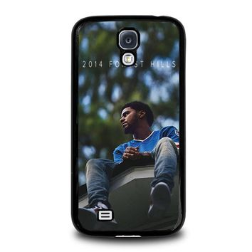 J. COLE FOREST HILLS Samsung Galaxy S4 Case Cover