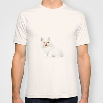 Lord Aries Cat T-shirt by AFrancisconi