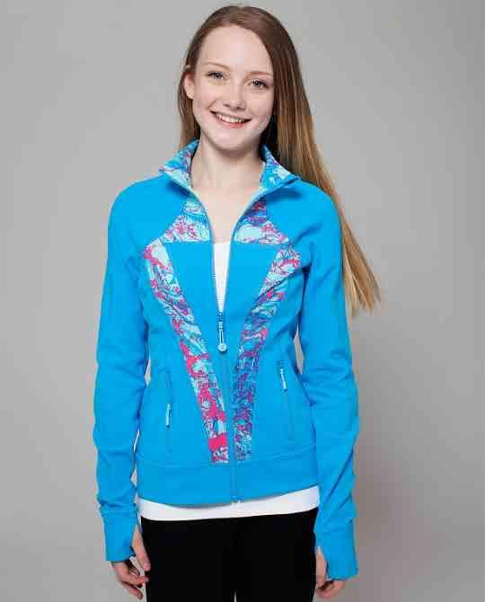 Perfect Your Practice Jacket Ivivva From Ivivva Anything