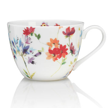 Spring Meadow Cappuccino Mug | M&S