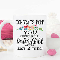 Funny Mothers Day Mug,  Favorite Child Mug, Gift for Mother's Day, Funny Mom Mug, Mom Birthday Gift, Mothers Day Mug