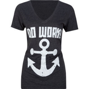 BIG BLACK Anchors Away Womens Tee 205622300 | Graphic Tees & Tanks | Tillys.com