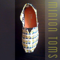 Despicable Me Minion TOMS (Women)