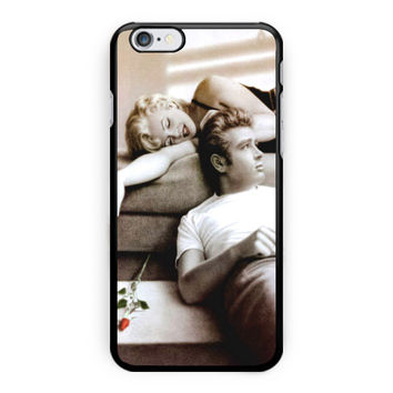 James Dean And Marilyn Monroe iPhone 6 Case