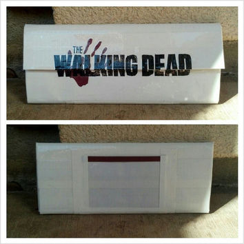The Walking Dead Duct Tape Ultimate Womens Wallet