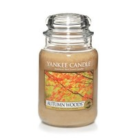 Autumn Woods™ : Large Jar Candles : Yankee Candle