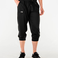 Women's Under Armour Tech Capri Pants