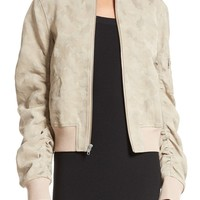 A.L.C. Andrew Brocade Bomber Jacket | Nordstrom