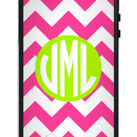 Custom OTTERBOX Symmetry iPhone 6 6 Plus 5 5S Case - Chevron - Monogrammed OtterBox iPhone - Personalized Phone Case