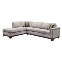 "Ashleigh 109.5"" Sectional Sofa"