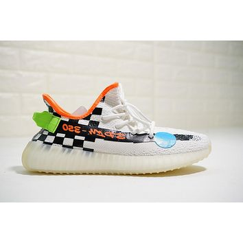 Off White X Adidas Yeezy 350v2 Boost Cp9656 | Best Deal Online