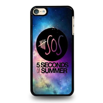 5 SECONDS OF SUMMER 1 5SOS iPod Touch 6 Case Cover