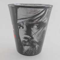 3 oz. Sons of Anarchy Opie Memorial Shot Glass