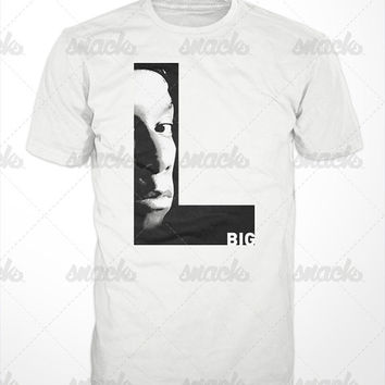 Big L Rap Hip Hop T-Shirt - lamont coleman tee shirt, dj tshirt, 90s music, harlem new york, three the hard way, mens gift, ebonics, dee jay